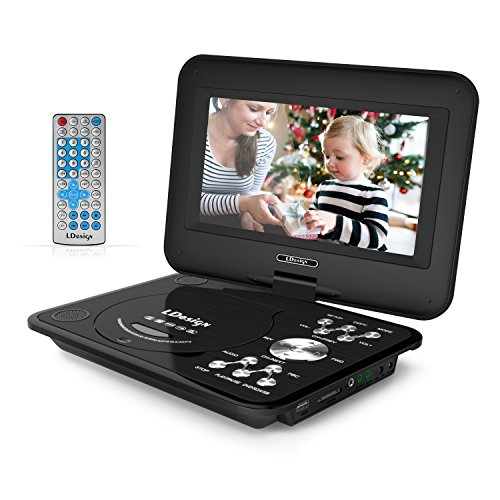 Battery Operated Portable Tv - 4