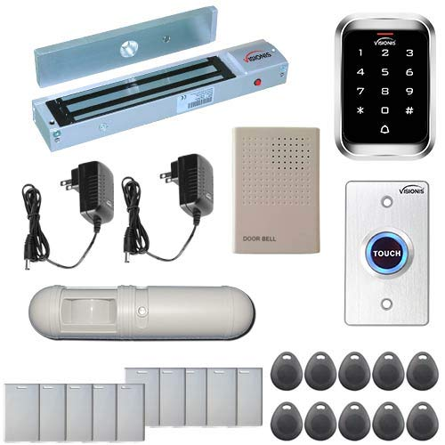9. Key Home Kit Access & Control for Out-swinging Door by Visionis