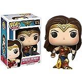 Funko Pop Vinyl Heroes Wonder Woman Movie Kneeling Pose Figure 175