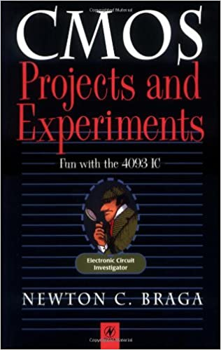 Buy CMOS Projects and Experiments: Fun with the 4093 IC (Electronic ...
