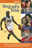 Biography Today Sports, Cherie D. Abbey, 0780809416