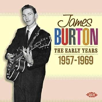 Amazon | Early Years 1957-69 | James Burton | カントリー | 音楽