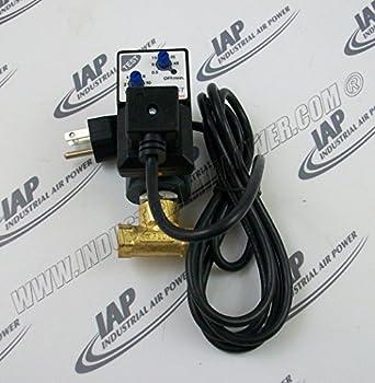 edv-st 1/4 en 110 V - diseñado para uso con Ingersoll Rand compresores de aire: Amazon.es: Amazon.es