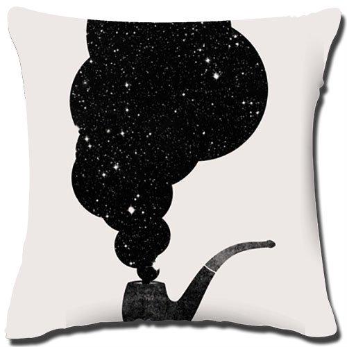 Popular Cotton Linen Square Decorative Throw Pillow Cover Ma