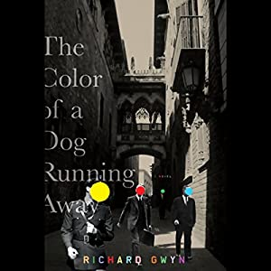 The Color of a Dog Running Away Audiobook