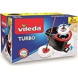 Vileda Turbo Pedallı Temizlik Seti - Pedalıı Vileda Model - Orijinal 2 Yıl Garantili