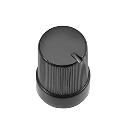 10 PCS Potentiometer Knob Gray-Blue For 6mm Shaft Pots Switch Cap Applied