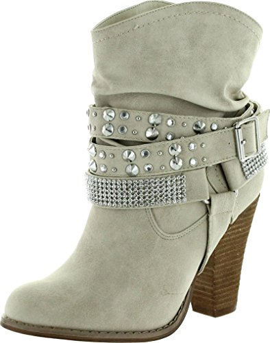 Not Rated Double Dip Womens Synthetic Fashion - Ankle
