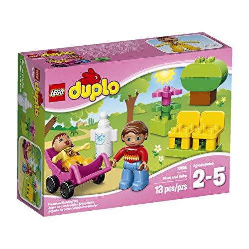 LEGO DUPLO Mom Baby 10585