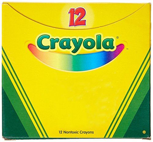 - Crayola 52-0836-042 Single Color Crayon Refill, 5/16