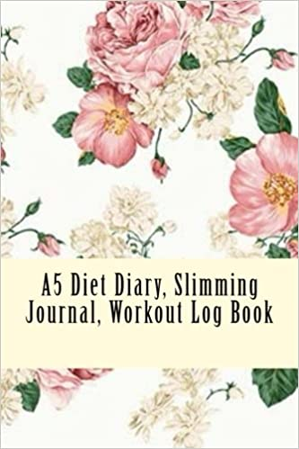 a5 diet diary slimming journal workout log book best diet