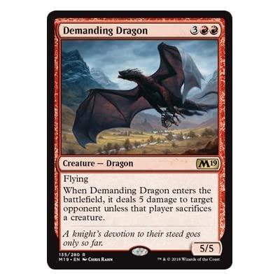 Demanding Dragon: Toys & Games