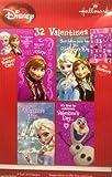Disneys Frozen Anna & Elsa Valentines Cards by Hallmark