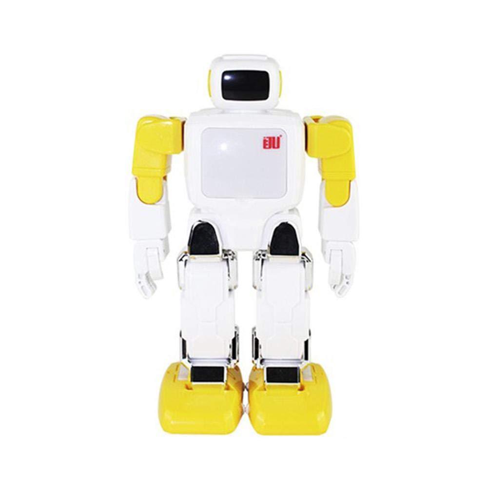 Kinderspielzeug intelligenter Programmier Roboter DIY-Montage Sprachsteuerung Handy-Fernbedienung Programmierung Tanzroboter