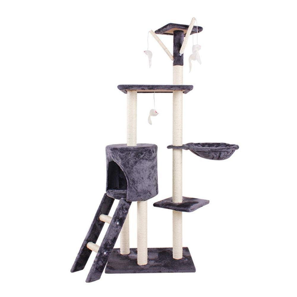 A Axiba Play Towers Trees for Cats Sisal Corrugated Cat Scratch Board sisal cat cat Nest Cat Toy 50  35  138cm