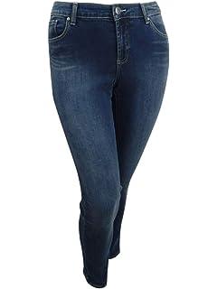 Amazon.com: INC International Concepts - Pantalones vaqueros ...