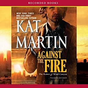 Against the Fire Audiobook