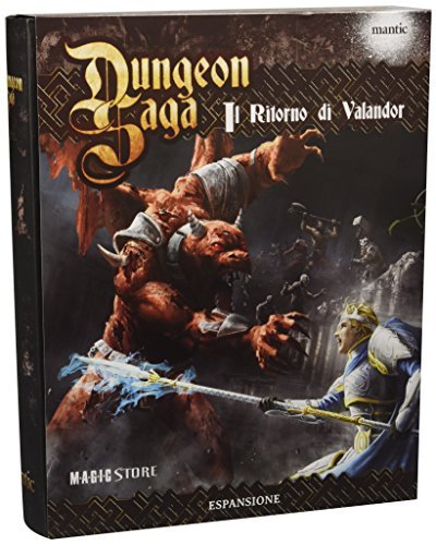 Dungeon Saga Expansion - The Return of Valandor by Mantic Games