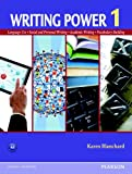 Writing Power : Language Use Social and Personal Writing, Academic Writing, Vocabulary Building, Blanchard, Karen Lourie, 0132314843