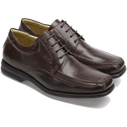Anatomic & Co Goias Smooth Burgundy Lace Up Shoes Burgundy