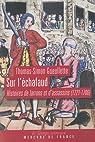 Sur l'échafaud : Histoires de larrons et d'assassins (1721-1766) par Gueullette