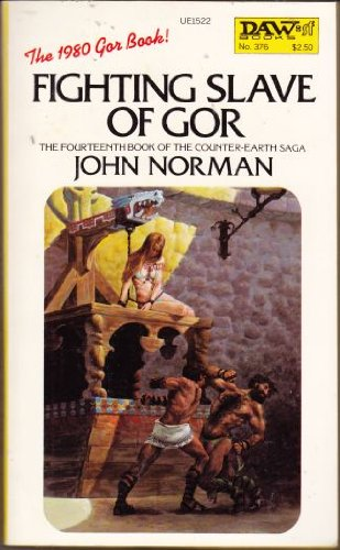 Fighting Slave Of Gor Book By John Norman