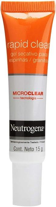 Gel Secativo Rapid Clear Facial, Neutrogena, 15g