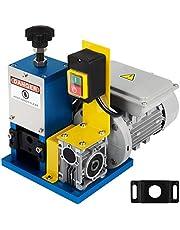 VEVOR Kabelstripmachine 25mm kabelstripmachine 220V 50HZ elektrische stripmachine met verstelbare messen en rollen