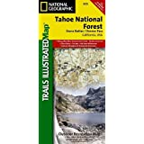 Tahoe National Forest East [Sierra Buttes, Donner Pass] (National Geographic Trails Illustrated Map)