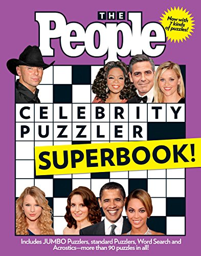 The PEOPLE Celebrity Puzzler Sup...