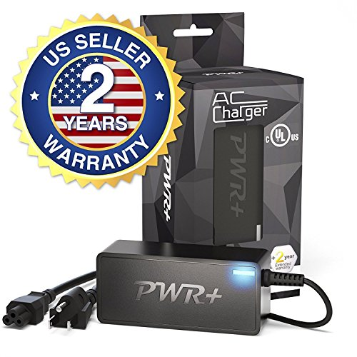 Pwr+ Extra Long 6.5 Ft AC Adapter 12V Charger for Wireless Router