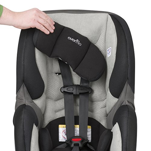 032884185924 - Evenflo SureRide DLX Convertible Car Seat, Paxton carousel main 1