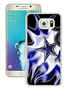 Samsung Galaxy S6 Edge Plus Case ,Newest And Beautiful Designed Case With Dallas Cowboys 14 White Samsung Galaxy S6 Edge+ Screen Case Good Quality Designed Phone Case