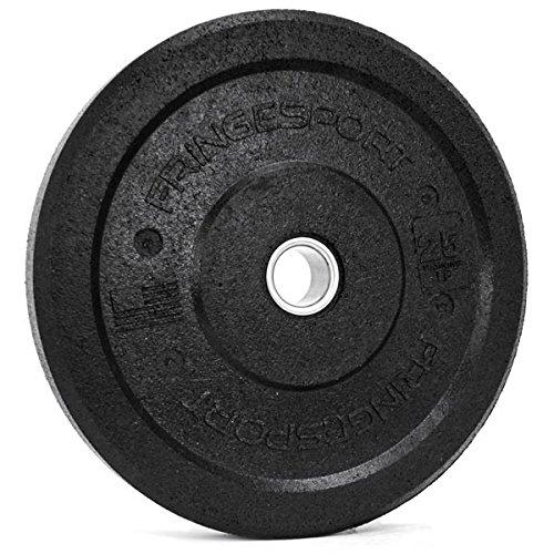 10 – 45lb CrumbバンパープレートペアbyダイヤモンドPro – 再生ゴム製バンパープレート – Forクロスフィット、オリンピックLifting、&強度トレーニング B06XL12RJR 15.0 ポンド