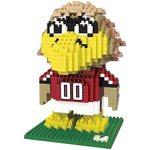 Games San Francisco Giants Puzzle (FOCO NFL Team Mascot 3D Brxlz Building Puzzle - Pick Team (Atalanta Falcons))