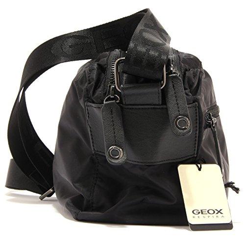 0352U borsa donna GEOX multitasche tracolla handbag woman black Nero