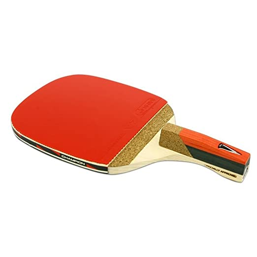 JISAM TRADE V 2,5 P Penhold Raqueta de ping pong tenis de mesa & Libre Regalo (llavero): Amazon.es: Deportes y aire libre