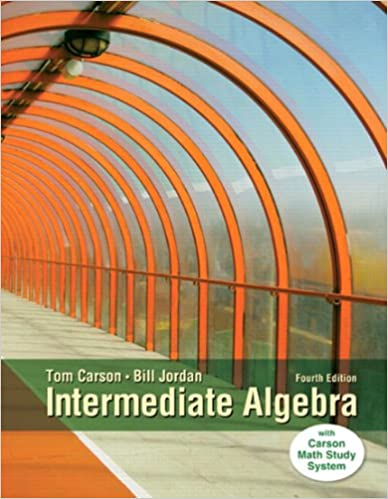 Intermediate algebra 4 tom carson bill e jordan amazon intermediate algebra 4th edition kindle edition fandeluxe Gallery
