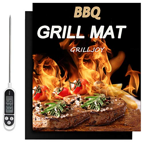 grilljoy 3pcs Grill Mat Set product image