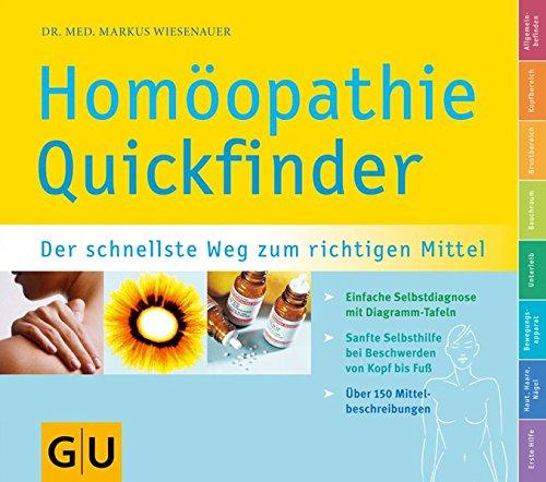 Quickf.Homöopathie (GU Quickfinder)