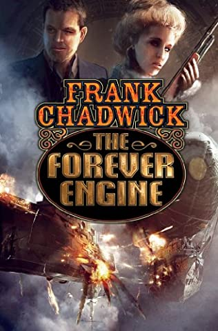 book cover of The Forever Engine