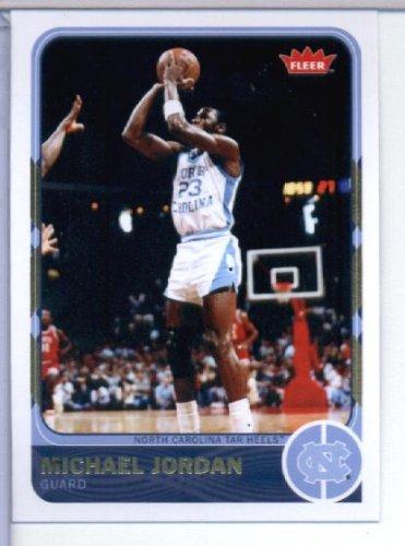 2012 Upper Deck Fleer Retro Basketball Card (2011-12) #1 Michael Jordan Mint