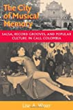 The City of Musical Memory : Salsa, Record Grooves and Popular Culture in Cali, Colombia, Waxer, Lise, 0819564419