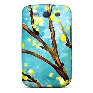 Hot Branches First Grade Tpu Phone Case For Galaxy S3 Case Cover
