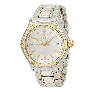 Ebel 1911 quartz mens Watch 74642198 (Certified Pre-owned)