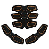 EFUTON Stimulator Portable Ultimate Abs Stimulator Abdominal Muscle Toner Belt Unisex Massage Toning Belt for Abdomen/Arm/Leg Training Wireless Body Gym Workout Home Office Review