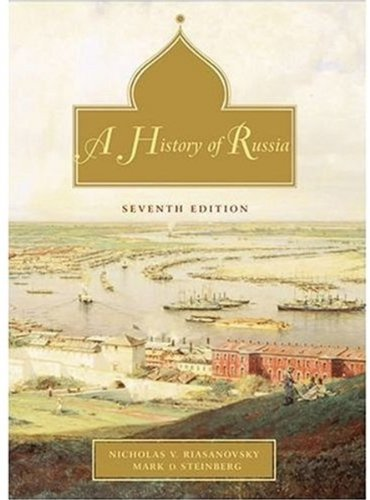 A History of Russia: Combined Volume