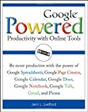 Google Powered, Jerri L. Ledford, 0470109653