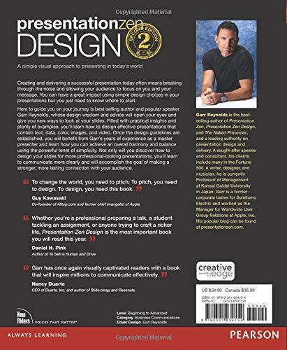 amazon presentation zen design simple design principles and