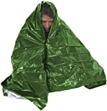 ProForce Equipment Combat Casualty Blanket – Olive Drab/Silver